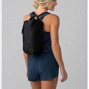 Lululemon Fast Track Convertible Backpack